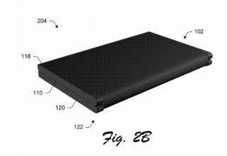 Një patentë e një paisjeje me palosje të Microsoft ngjall shpresat e një telefoni Surface