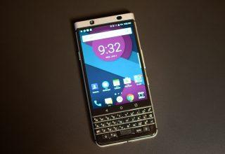 """BlackBerry """"Mercury"""" vjen më 25 Shkurt në Kongresin Mobil Botëror"""