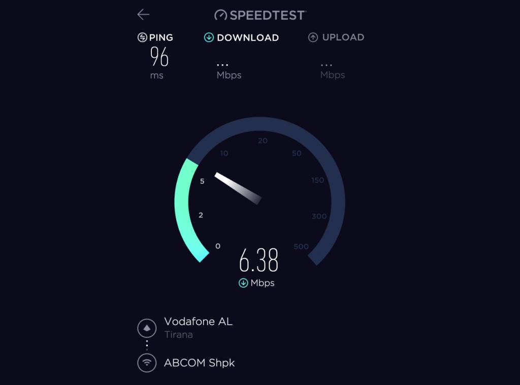 Ookla lançon aplikacionin Speedtest në Windows 10 dhe Mac