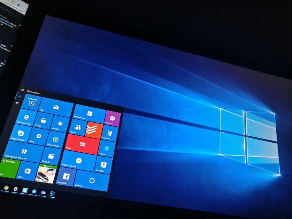 Ndërtimi 15002 i Windows 10-tës, një përditësim masiv plot veçori të reja