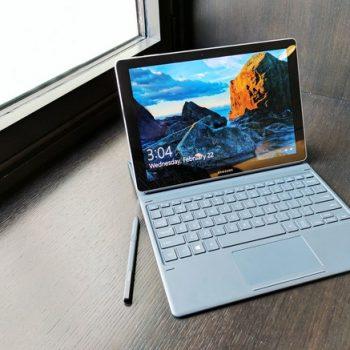 Samsung Galaxy Book, një tablet me Windows 10 dhe procesorë Intel