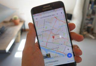 Ridizenjohet Google Maps në Android, në fokus destinacionet, trafiku dhe itineraret