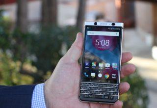 BlackBerry KEYone, e ardhmja dhe e shkuara e një ikone takohen