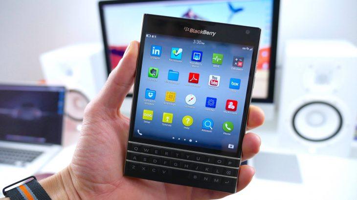 Rënia e pashmangshme e BlackBerry