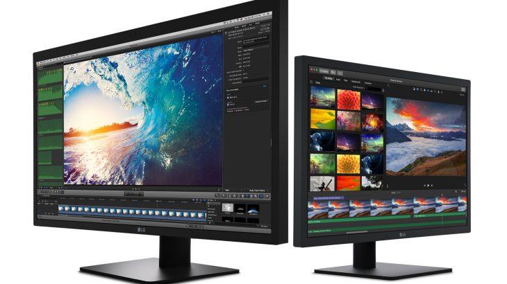 LG reagon ndaj problemit të monitorëve 5K