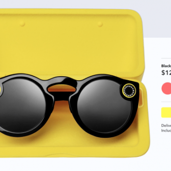 Snap fillon shitjen e syzeve Spectacles, kushtojnë 130 dollar