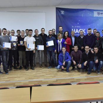 UBT-CERT përfaqëson Kosovën në Garën për Sigurisë Kibernetike në Çeki