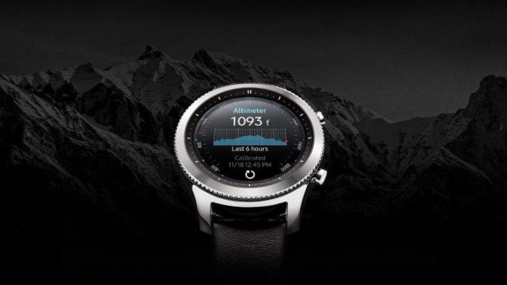 Samsung shton konektivitetin 4G LTE në orën inteligjente Gear S3 Classic