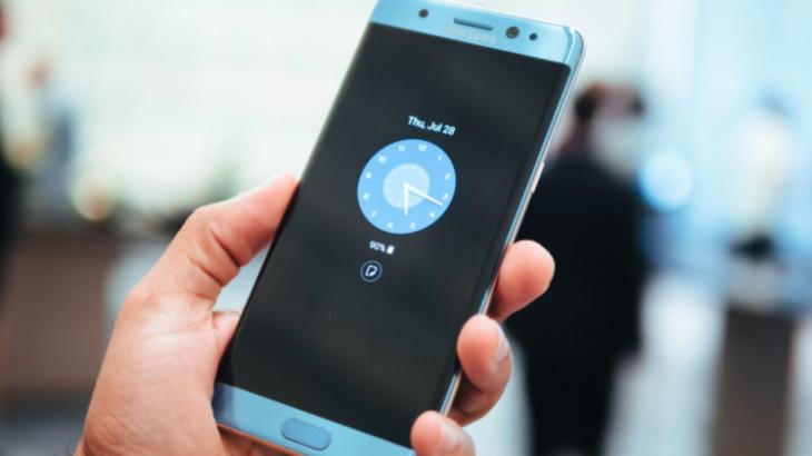 Samsung mbyll kapitullin e Note 7-ës me një përditësim i cili bllokon ngarkimin e baterisë
