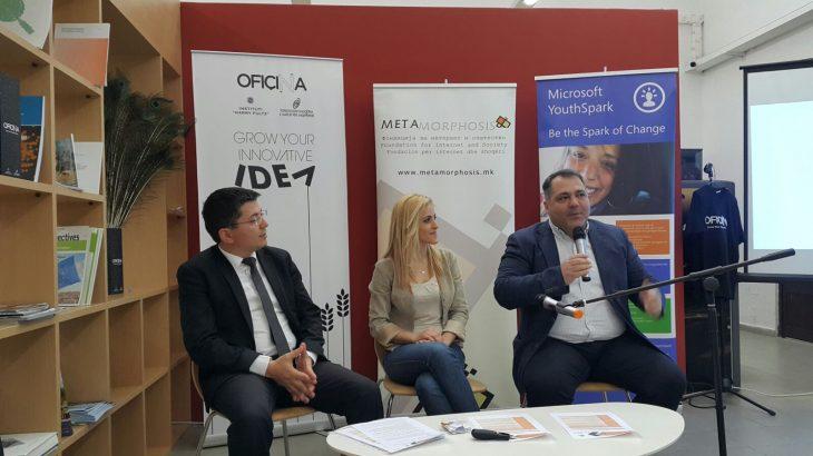 """Konferenca Tech4Good prezantoi donacionet softuerike dhe në """"cloud"""" të Microsoft për sektorin civil në Shqipëri"""