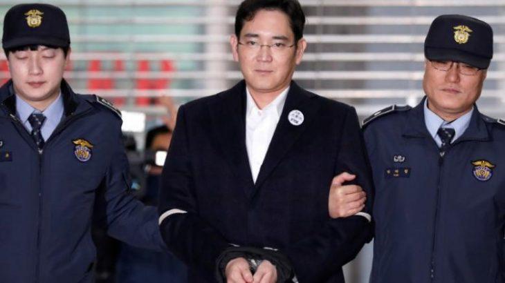 Shefi i grupit Samsung mohon të gjitha akuzat për korrupsion përpara trupit gjykues