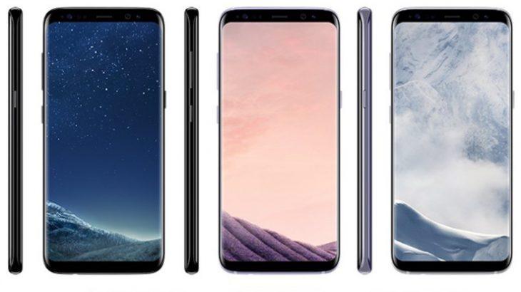 Samsung Galaxy S8 vjen në tre ngjyra me një pajisje misterioze DeX