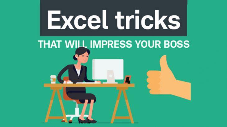 Bëhuni punonjësi me i zgjuar ne punë me këto këshilla rreth Exel (Infografik)