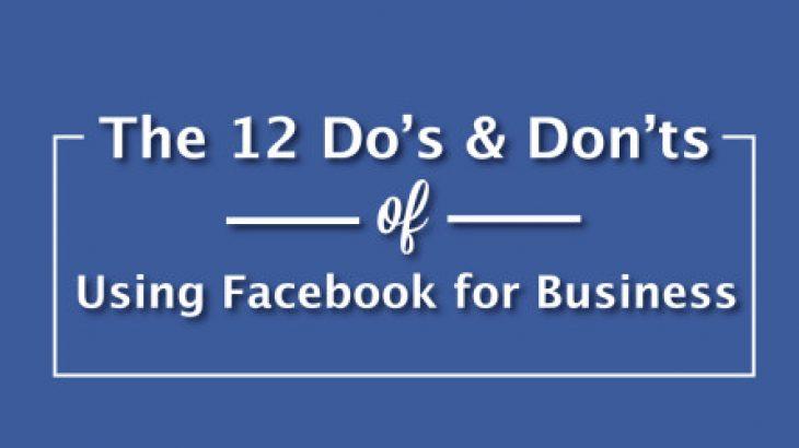 Si ta përdorni Facebook-un në shërbim të punës tuaj (Infografik)