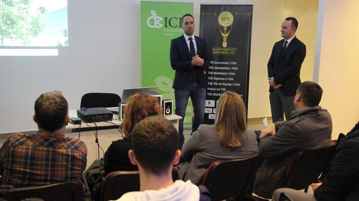 Qendra e Inovacionit në Kosovë ishte destinacioni i parë i edicionit të katërt të Albanian ICT Awards