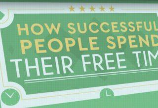 Si e shpenzojnë njerëzit e famshëm kohën e lirë? (Infografik)