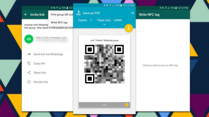 Në versionin e ri Beta të WhatsApp mund të ftoni anëtarë të rinj në grupe përmes lidhjeve