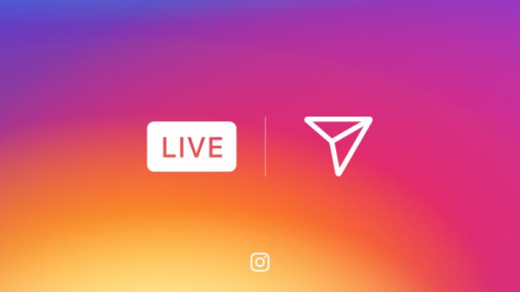 Instagram prezantoi video transmetimet live dhe mesazhet që fshihen automatikisht