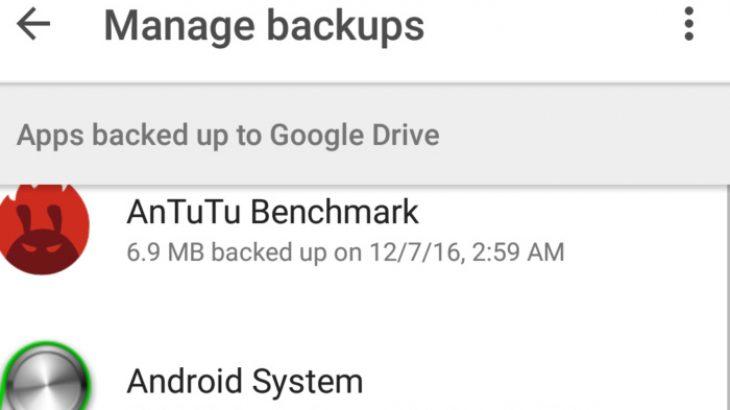 Menaxhimi i kopjeve rezervë të të dhënave në Google Drive tashmë më i lehtë