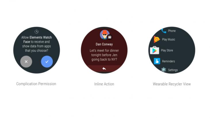 Google publikoi versionin e katërt eksperimental të Android Wear 2.0