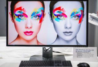 Dell UltraSharp 32 Ultra HD është një monitor me rezolucion 8K me çmim 5,000 dollar